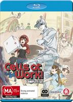 Cells at Work! Complete Set (Blu-ray) AU