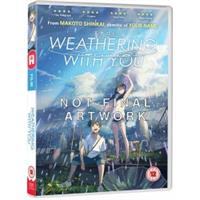 Weathering With You (DVD) UK