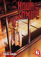 Hour of the Zombie Volume 6 (Manga) US