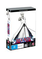 Bleach Shinigami Collection 04 (Eps 122-167) (DVD) AU