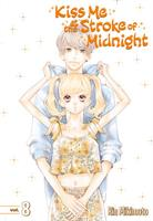 Kiss Me at the Stroke of Midnight 8 (Manga) US