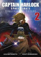 Captain Harlock: Dimensional Voyage Volume 2 (Manga) US