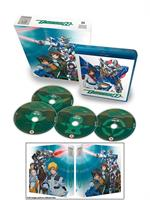 Mobile Suit Gundam 00: Part 1 - Collector's Edition (Blu-ray) UK
