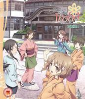 Hanasaku Iroha - Blossoms For Tomorrow Part 1 (Blu-ray) UK