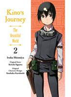 Kino's Journey- the Beautiful World, vol 2 (Manga) US