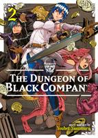 The Dungeon of Black Company Volume 2 (Manga) US