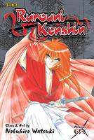 Rurouni Kenshin 3-in-1 Volume 2 (Manga) US