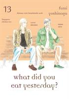 What Did You Eat Yesterday?, Volume 13 (Manga) US