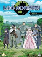 Log Horizon Season 1 Collection (DVD) UK