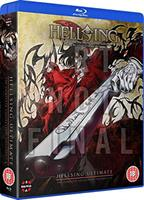 Hellsing Ultimate - Volume 1-10 Complete Collection (Blu-ray) UK