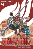 Fairy Tail Master's Edition Vol. 4 (Manga) US