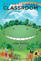 Assassination Classroom Vol. 20 (Manga) US