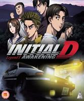 Initial D Legend 1: Awakening (Blu-ray) UK