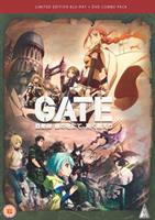 GATE - Collector's Edition Combi (Blu-ray) UK