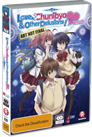 Love, Chunibyo & Other Delusions ~ Heart Throb (Season 2) Collection (DVD) AU