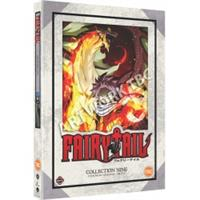 Fairy Tail Collection Nine (DVD) UK