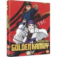 Golden Kamuy - Season 1 (DVD) UK