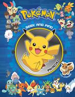 Pokémon Seek and Find: Pikachu (Manga) US