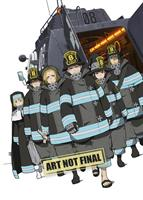Fire Force Season 1 Part 1 (Blu-ray) AU