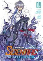 A Certain Scientific Accelerator Volume 9 (Manga) US