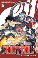 Fairy Tail Master's Edition Vol. 5 (Manga) US