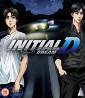 Initial D Legend 3: Dream (Blu-ray) UK