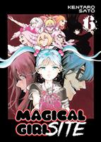 Magical Girl Site Volume 6 (Manga) US