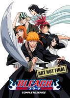 Bleach Complete Series (DVD) AU