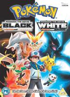 Pokemon Movie 14: Black & White - Victini and Zekrom/Victini and Reshiram (DVD) UK