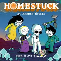Homestuck Book 3: Act 4 (Manga) US