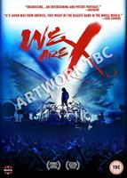 We Are X (DVD) UK