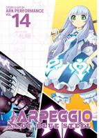 Arpeggio of Blue Steel Volume 14 (Manga) US