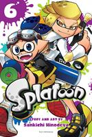 Splatoon Vol. 6 (Manga) US