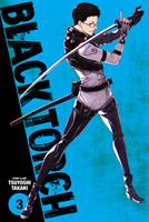 Black Torch Vol. 3 (Manga) US