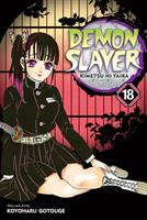 Demon Slayer: Kimetsu no Yaiba Vol. 18 (Manga) US