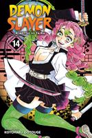 Demon Slayer: Kimetsu no Yaiba Vol. 14 (Manga) US