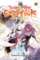Twin Star Exorcists Vol. 19 (Manga) US