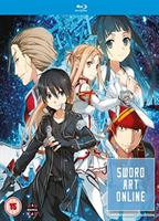Sword Art Online Season 1 Collection (Blu-ray) UK