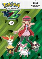Pokémon the Series: XYZ Set 2 (Manga) US