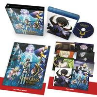 Code Geass: Lelouch of the Rebellion II - Transgression - Collector's Edition (Blu-ray) UK