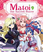 Matoi The Sacred Slayer - Complete Collection (Blu-ray) UK