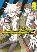 Danganronpa 2: Ultimate Luck and Hope and Despair Volume 1 (Manga) US