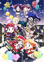 Saint Snow Presents: Love Live! Sunshine!! Hakodate Unit Carnival Memorial Box (Blu-ray) AU