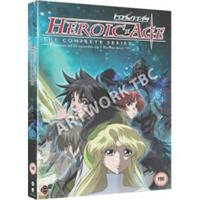 Heroic Age - The Complete Series (DVD) UK