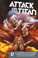 Attack on Titan: Before the Fall 17 (Manga) US