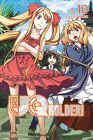 UQ Holder 10 (Manga) US