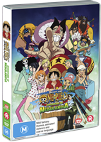 One Piece Adventure of Nebulandia - TV Special (DVD) AU