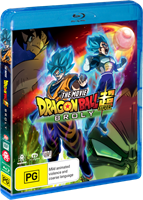 Dragon Ball Super - The Movie: Broly (Blu-ray) AU