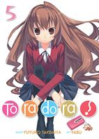 Toradora! (Light Novel) Volume 5 (Manga) US