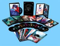 Garden of Sinners Movie Collection - Collector's Edition (Blu-ray) UK